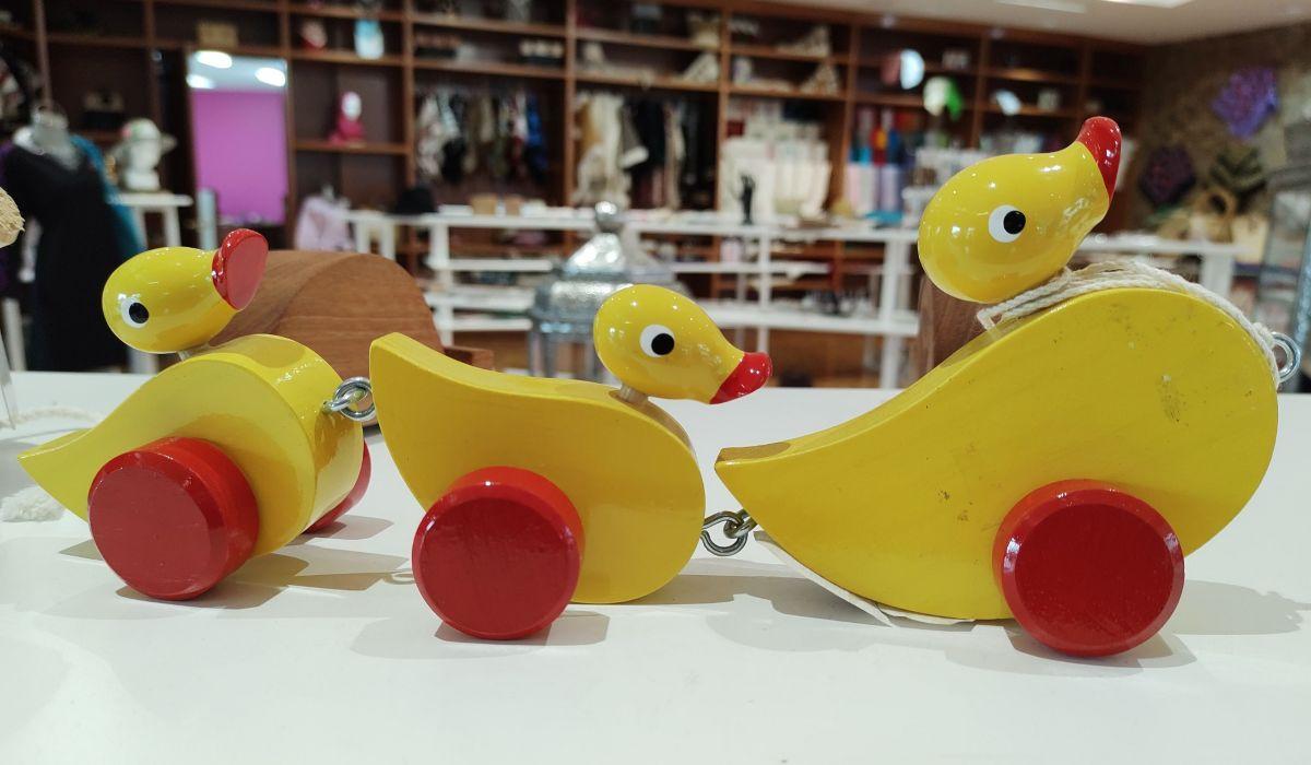 Los juguetes tradicionales han perdidio mucho terreno frente a otro tipo dejuguetes