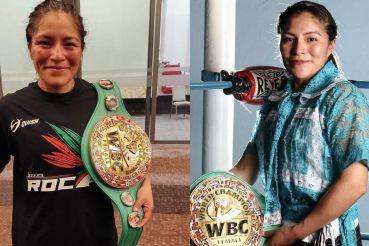 La boxeadora Ibeth Zamora ha puesto el nombre del deporte mexiquense muy en alto
