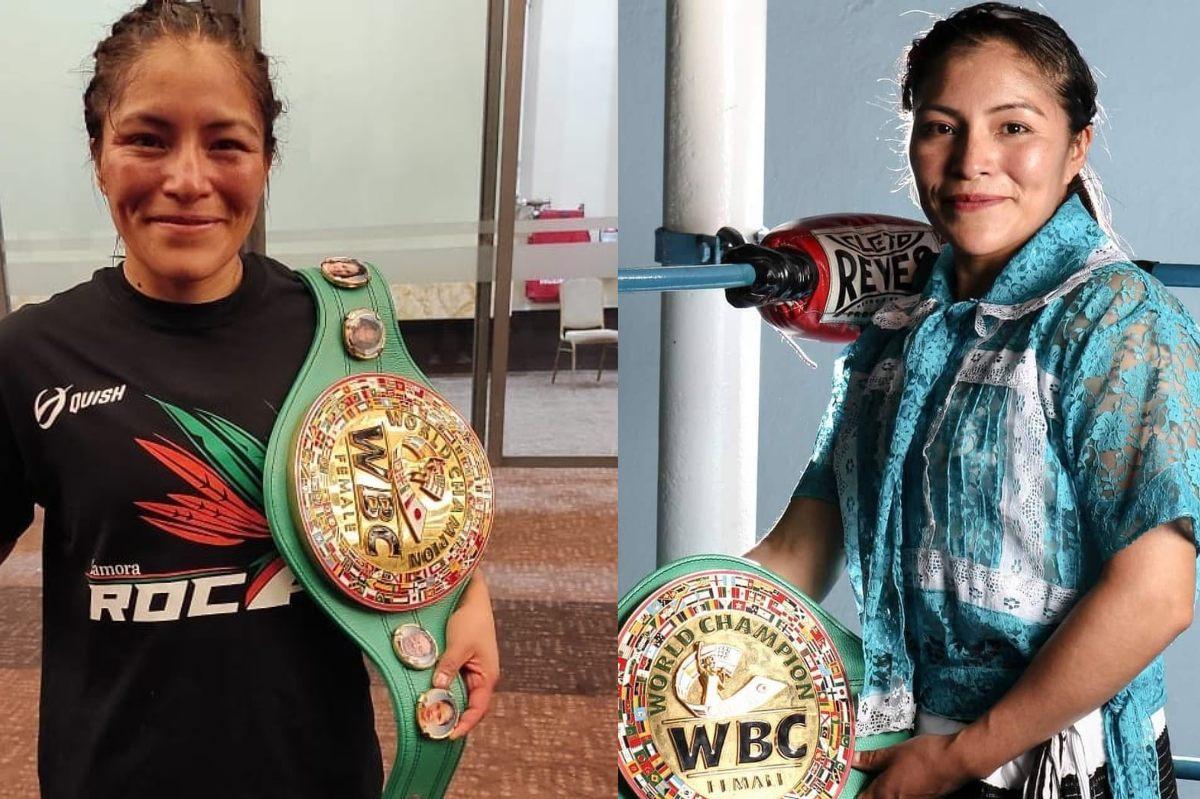 Ibeth la «Roca» Zamora, la mexiquense que triunfa en el boxeo