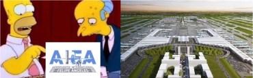 conoce los mejores memes del logo del Aeropuerto Felipe Angeles