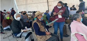Toluca finaliza jornada de vacunacion el próximo 16 de abril