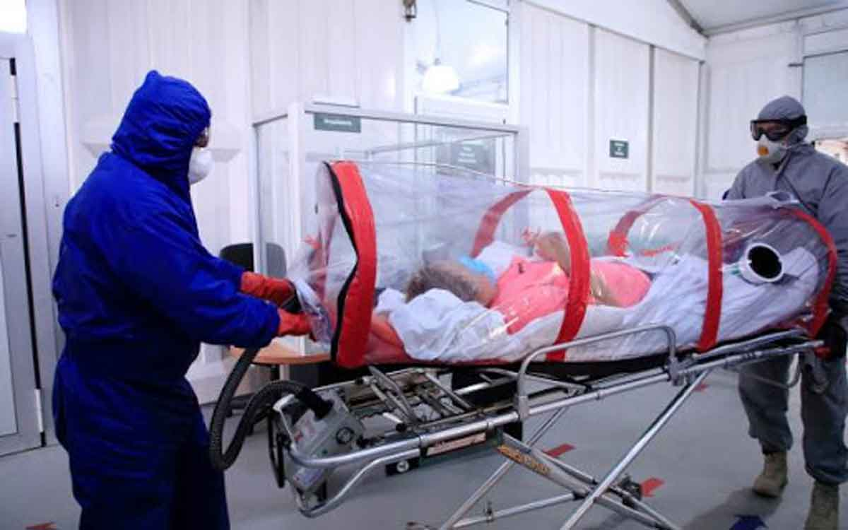 Mujer descube infidelidad de esposo al visitarlo al hospital.