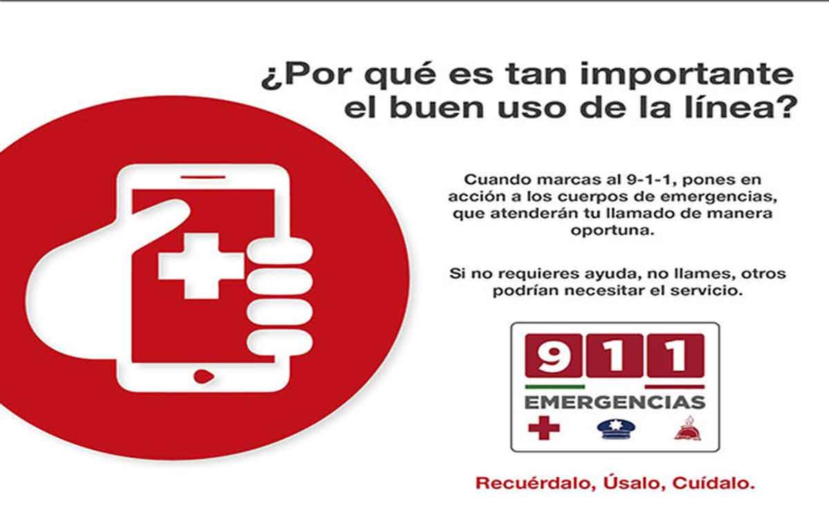 Números telefónicos para llamar en caso de emergencia.