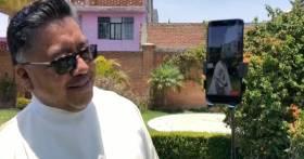 Sacerdote en TikTok revoluciona forma de impartir la religión a través de las redes sociales