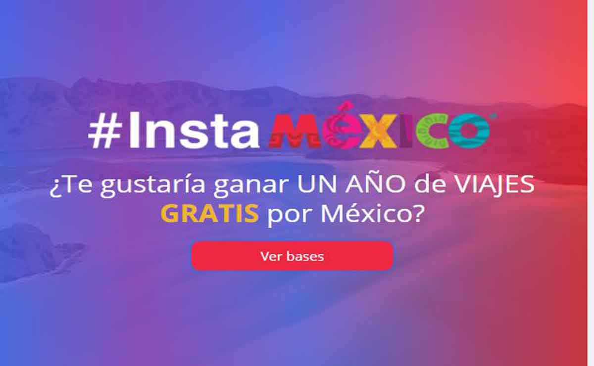 Participa concurso visit méxico.