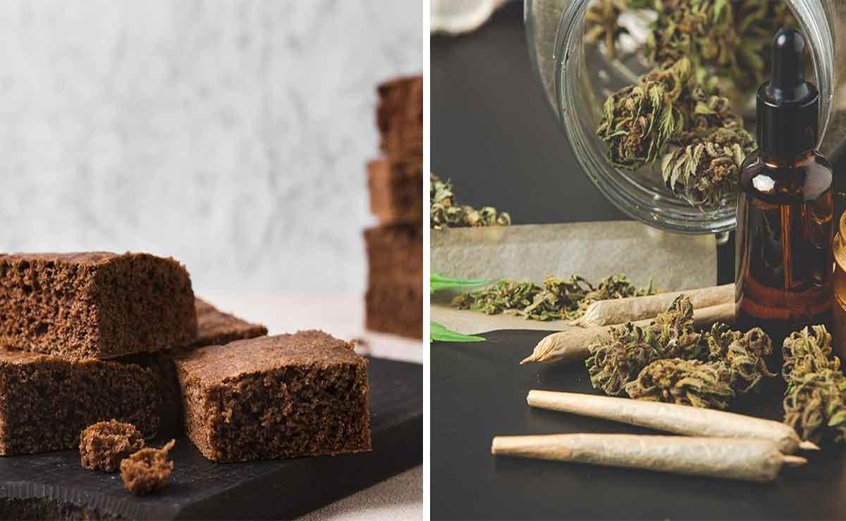 Jóvenes venden brownies mágicos en Facebook, son arrestados.