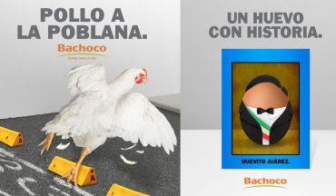 Pollo a la poblana, la nueva campaña de la empresa bachoco