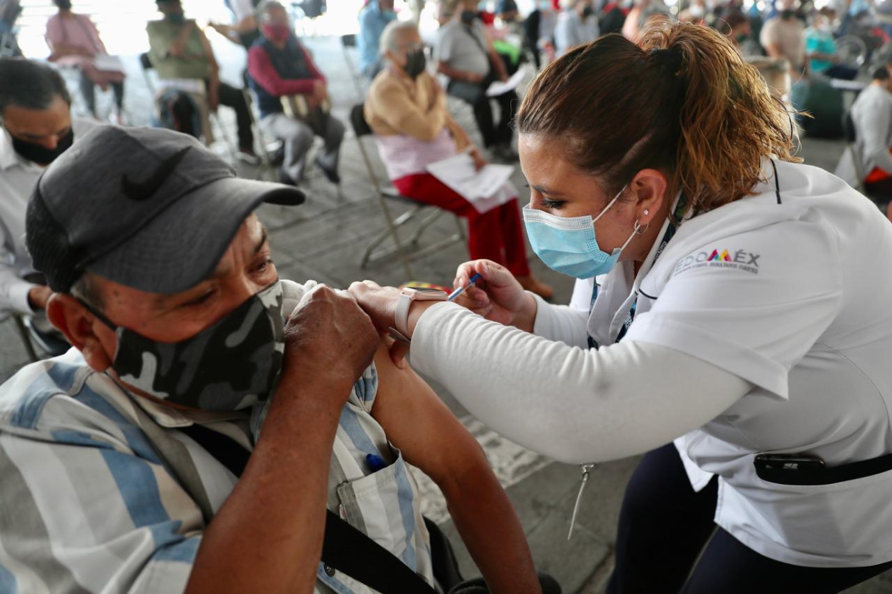 Ya puedes hacer el registro de vacunación de 50 a 59 años en México