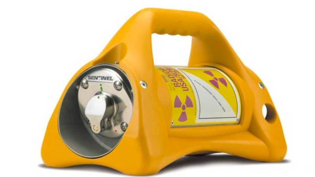 fuente radioactiva robada en Edomex