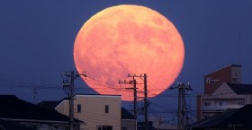 disfruta de la superluna rosa abril 2021