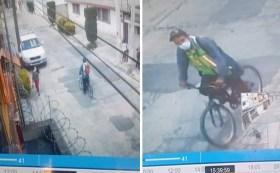 Toluca denuncian robo en san Lorenzo Tepaltitlán.