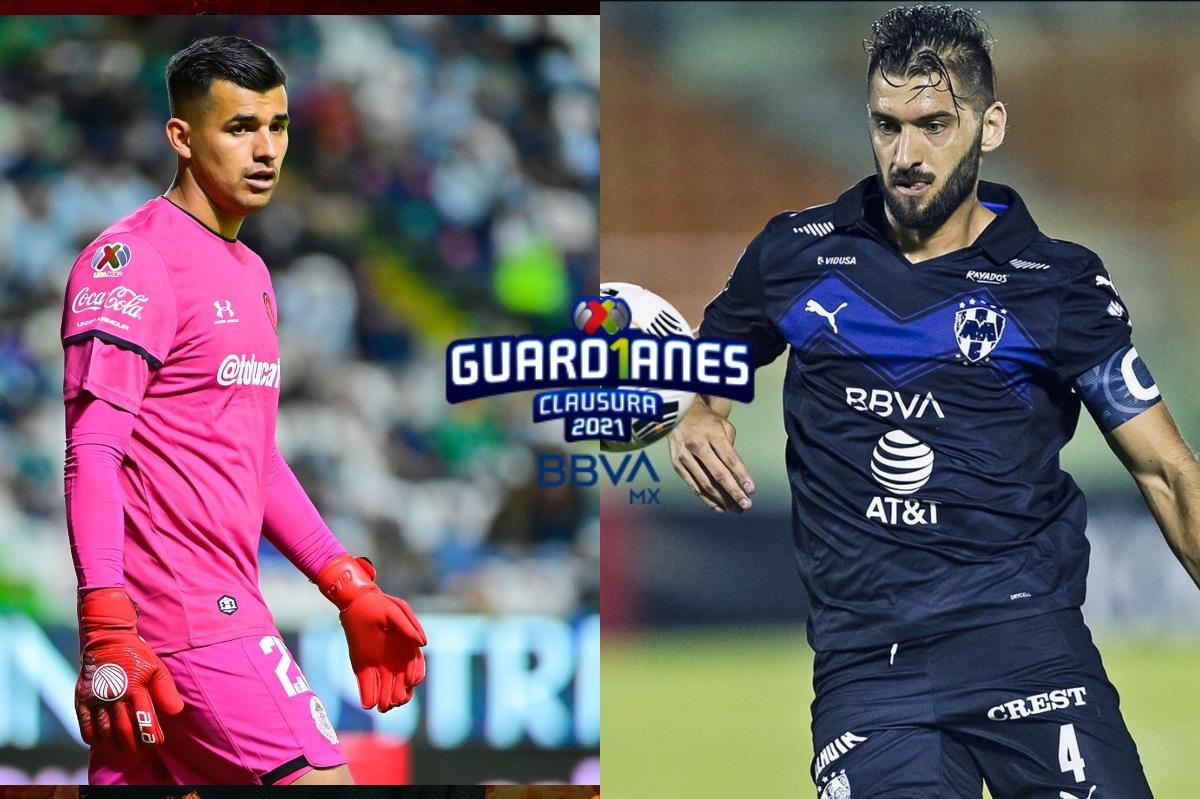 Toluca FC a reivindicarse el próximo domingo cuando reciba a Monterrey