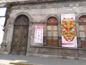 Tpluca Museo del Alfeñique fachada.