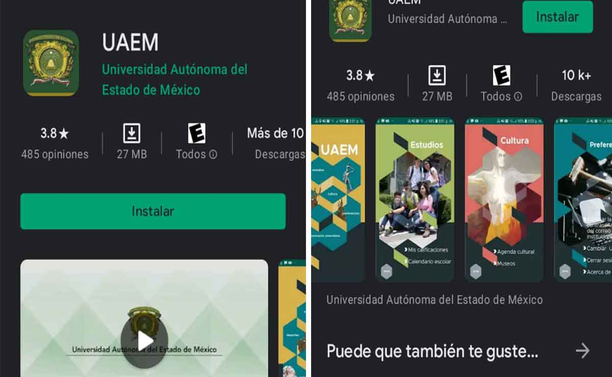 UAEMex lanza app para estudiantes.