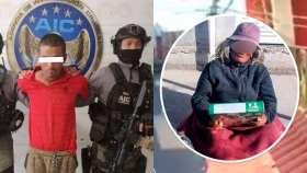 Sujeto que prendió fuego a una mujer indigente es detenido por policia de