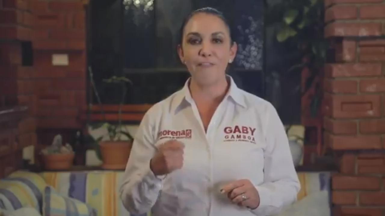 Gaby Gamboa se dirige a los hijos de Vargas en un segundo audio filtrado
