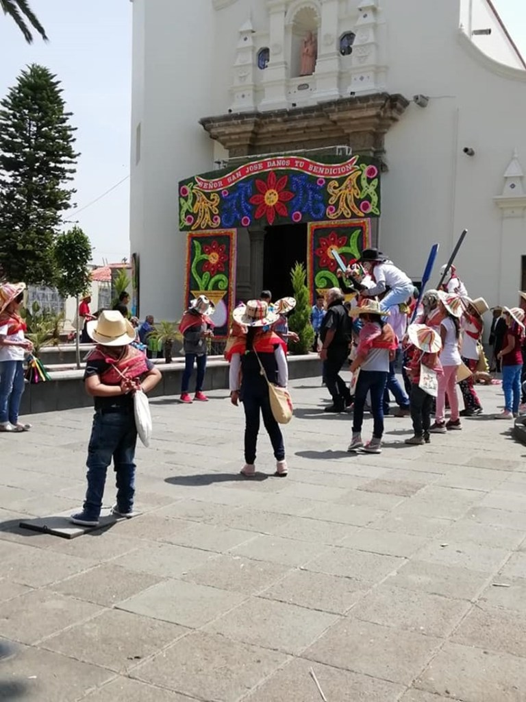 danzas de cocotitlan