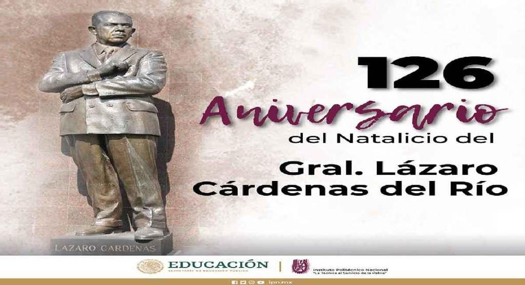 Día politécnico IPN se celebra los días 21 de mayo