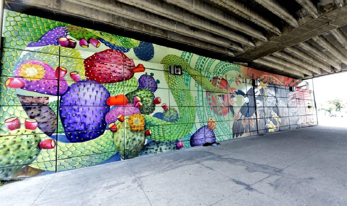 conocelos proyectos d muros abiertos tolotzin en Toluca