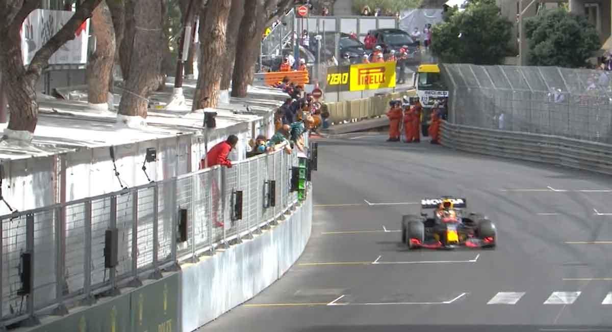 Max Verstappen gana el Gran Premio de Mónaco 2021 y se vuelve lider de la competencia después de 5 fechas.