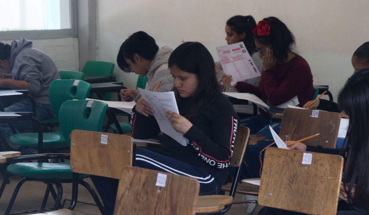 Los alumnos de secundaria de 15 años son los que presentan la prueba pisa