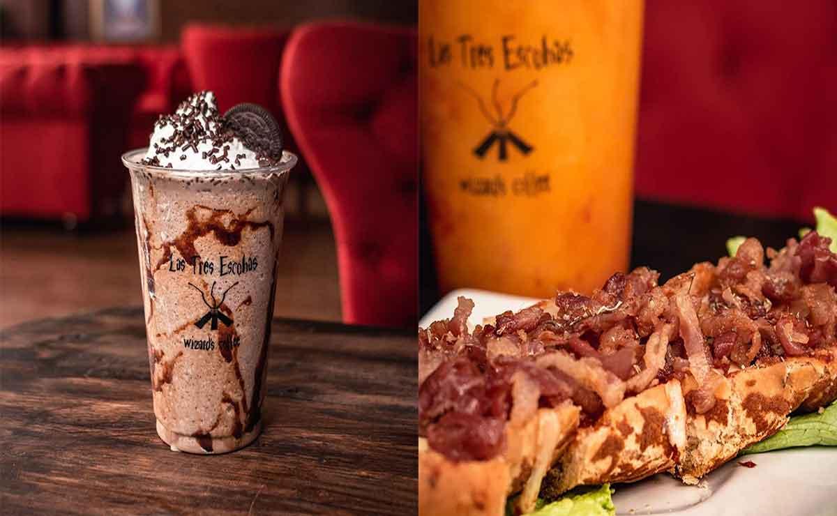 Abren cafetería en Toluca de Harry Potter.