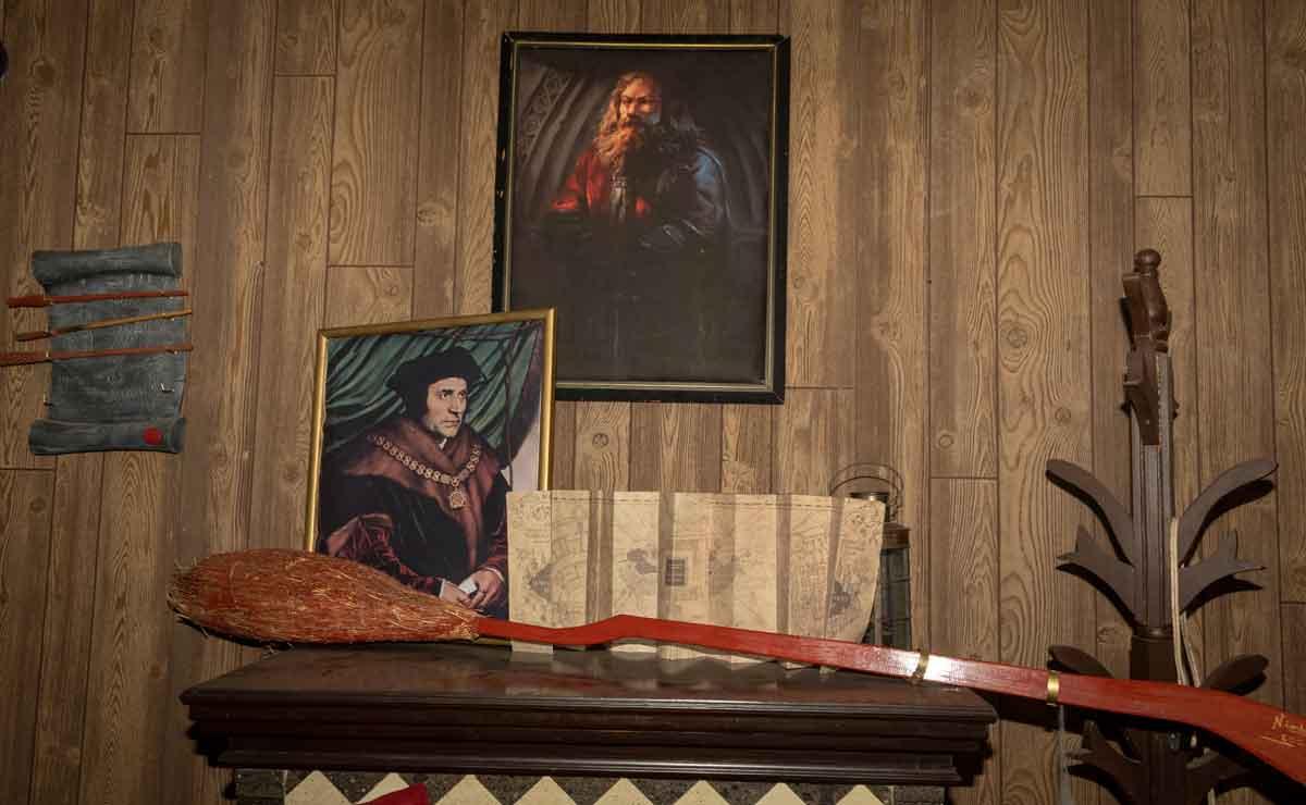 Cafetería en Toluca: Conoce un lugar para amantes de Harry Potter.