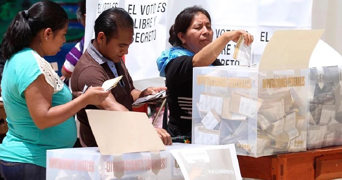 ¿Cómo marcar la boleta electoral 2021 en México?