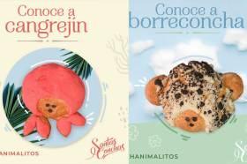 En la CDMX una panadería ideo una nueva forma de vender conchas