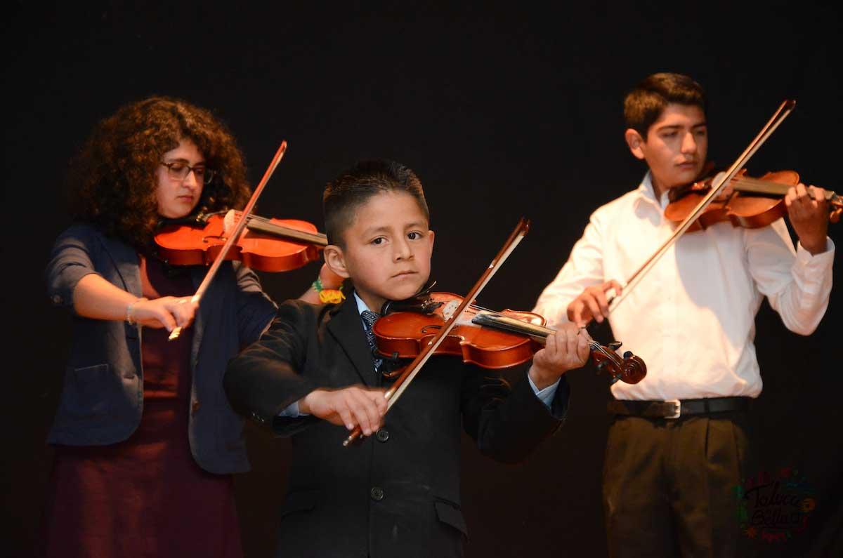 El conservatorio de música del edoMéx abrió su convocatoria para recibir alumnos de todas las edades