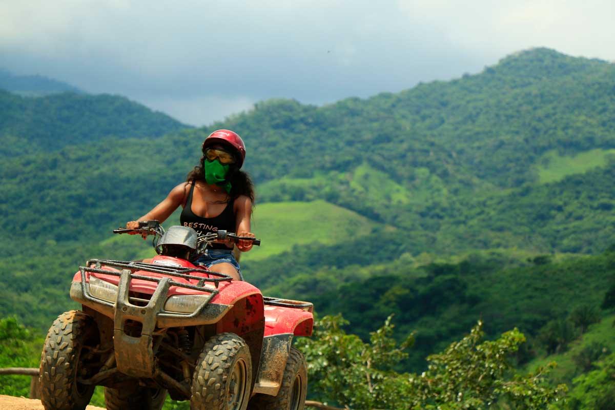 En Tepoztlán se puede vivir una experiencia inolvidable debido a los deportes extremos que ofrece