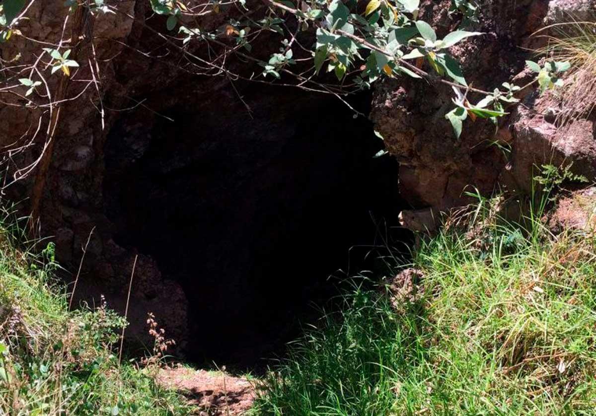 La cueva del diablo en Temoaya es una leyenda muy conocida por los habitantes