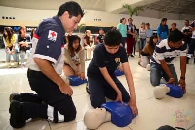 Pilares CDMX ofrecera un curso de primeros auxilios en la CDMX