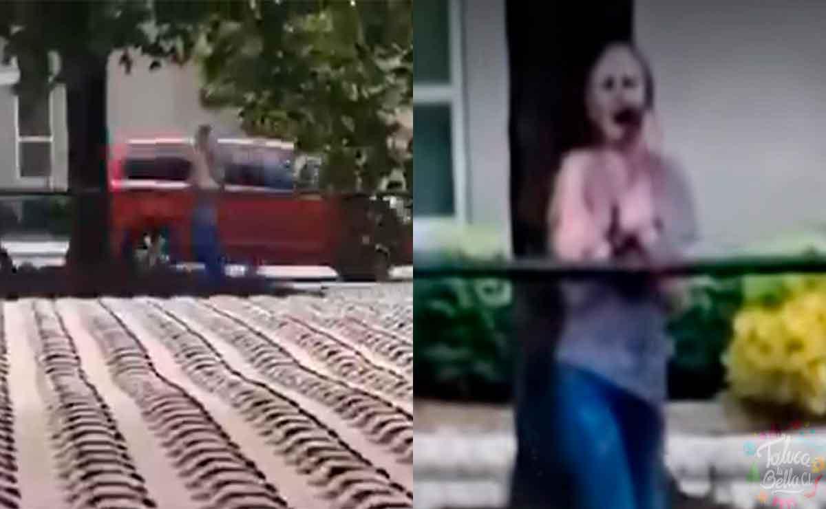 Difunden video en TikTok de supuesta mujer zombie en Estados Unidos