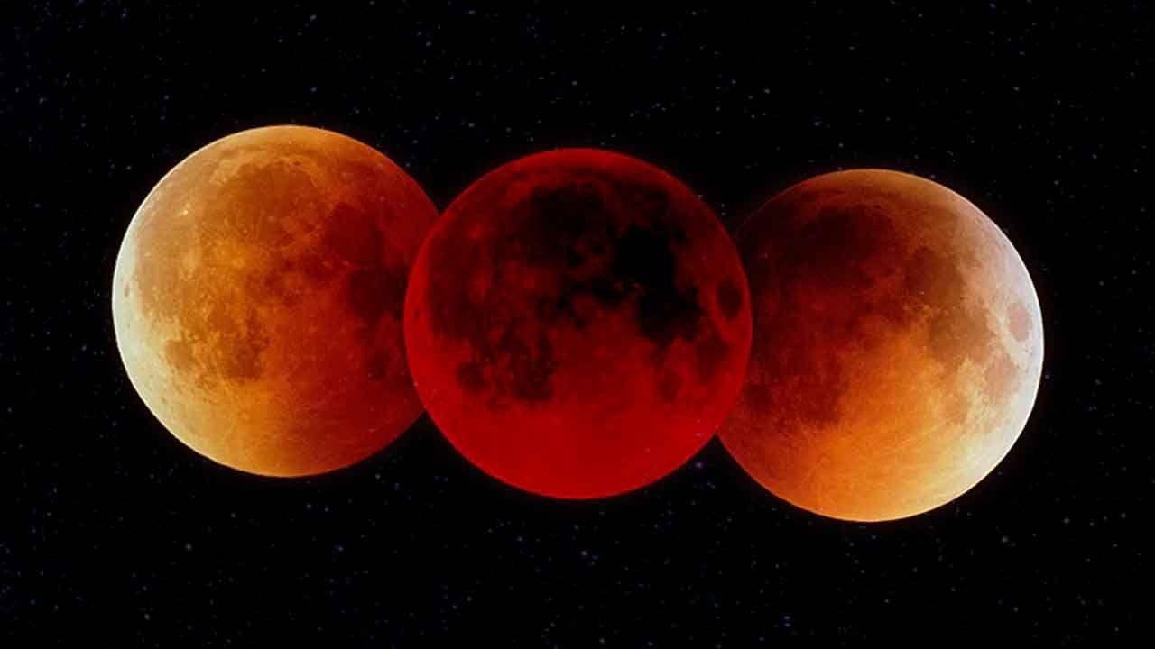 En mayo se podrá ver un eclipse total de luna de sangre en México
