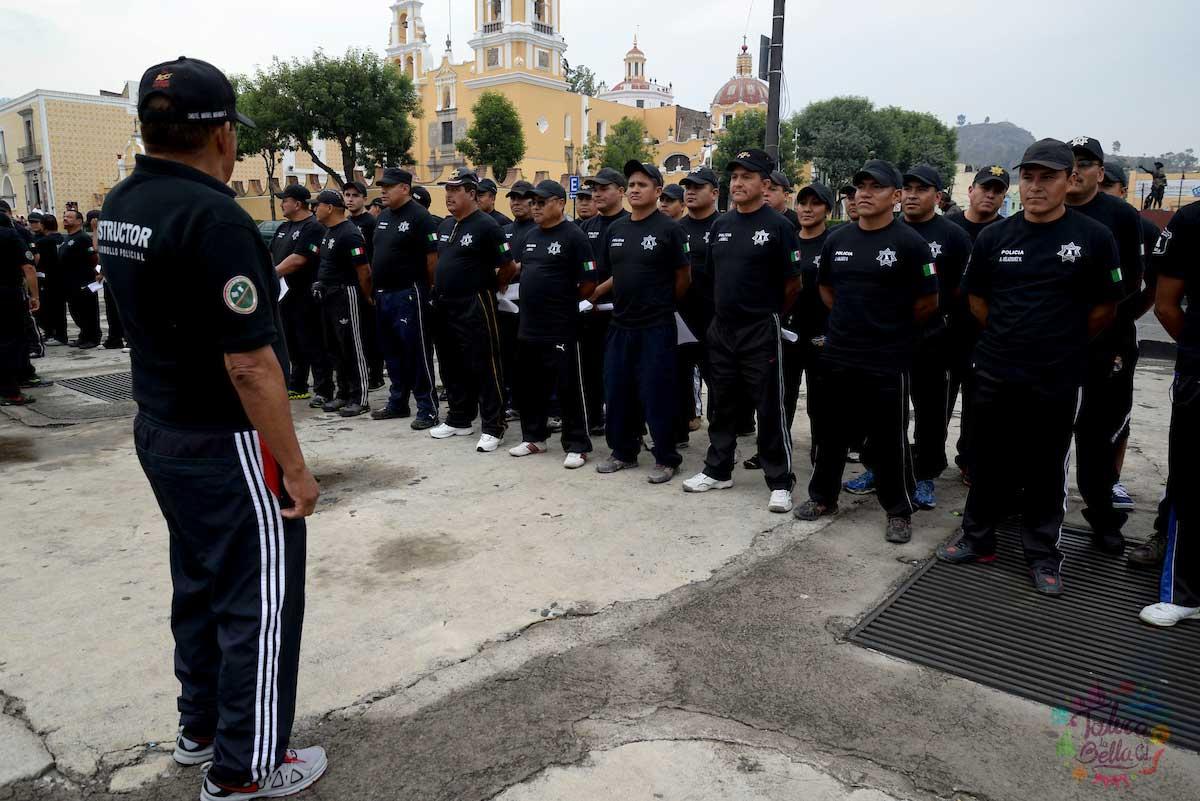 PAra poder pertenecer a esta policía se necesitan muchas características las cuales son evaluadas en el proceso de selección