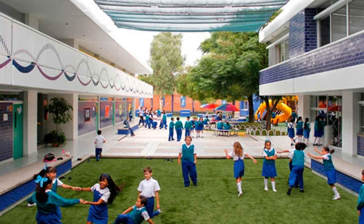 Escuelas particulares rechazan regreso a clases en junio.