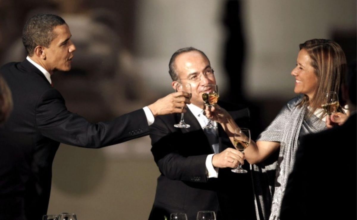 De acuerdo con Calderón, esta mala fama surgió a raíz de un periodista que lo acusó de tener un problema de alcoholismo