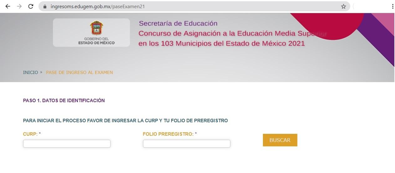 examen 103 municipios pase de ingreso