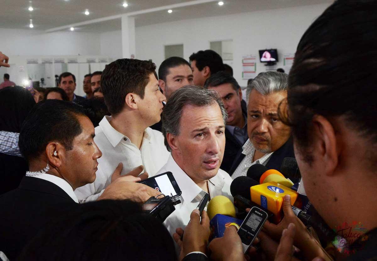 José Antonio Meade salió bien librado de la investigación