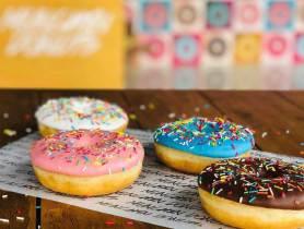 ¡Las rosquillas de Homero Simpson han llegado a Toluca!