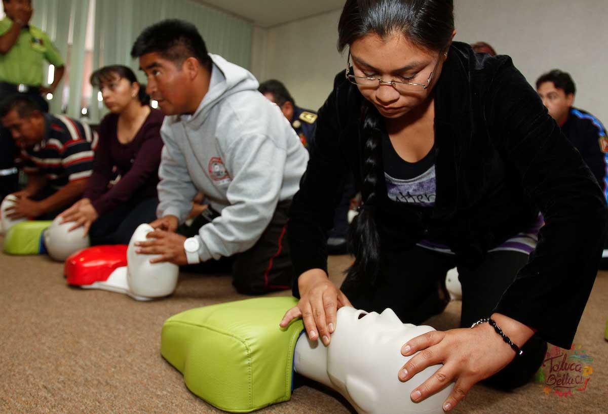 Varias personas ya se han interesado po saber más de primeros auxilios para poder salvar vidas