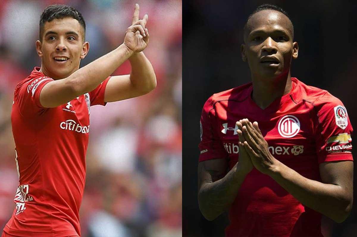 Toluca Fc ha puesto en la mira a dos jugadores que son del agrado de la afición