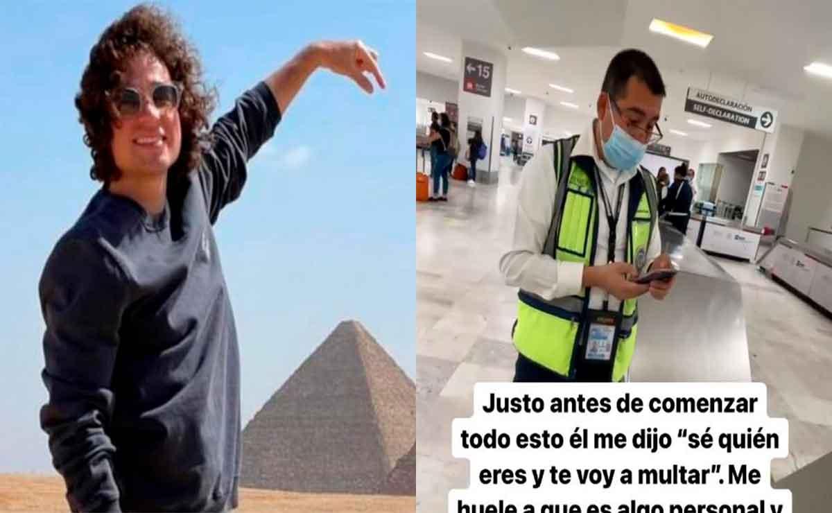 Luisito comunica paga multa por usar teléfono.
