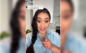 Joven mexicana hace un video en TikTok donde revela que gana casi 10 mil pesos limpiando casas en Estados Unidos