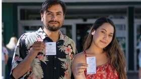miles de mexicanos compran boleto para mega millions