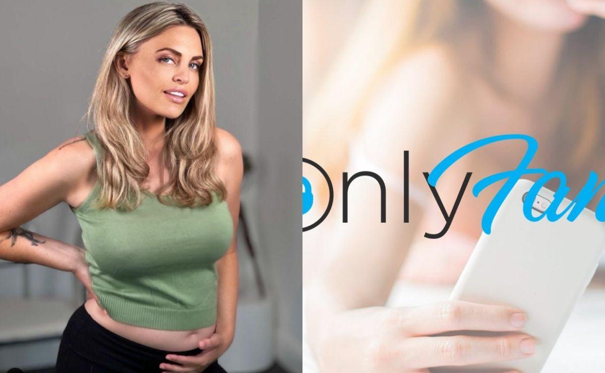 Mujer transmitirá su parto en OnlyFans y cobrará miles de dólares