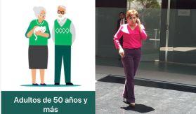 La periodista LEti de la Rosa se hizo presente en redes depsues del diseño del gobierno