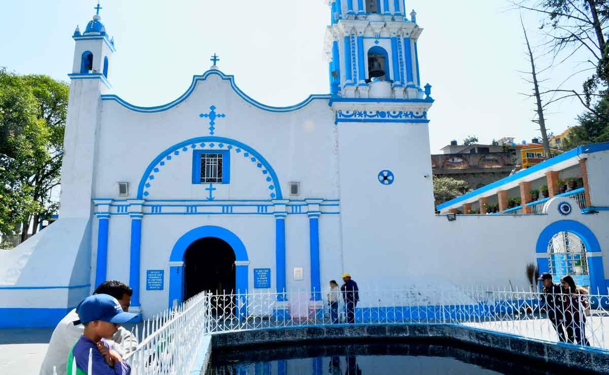 Conoce el Ojo de Agua en Almoloya de Juárez.