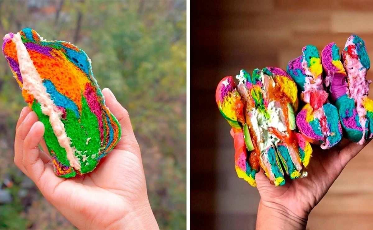 conoce el pan de muerto en honor a la comunidad LGBT